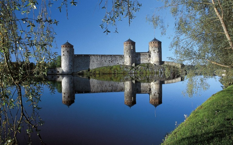 Savonlinna region – the heart of Saimaa