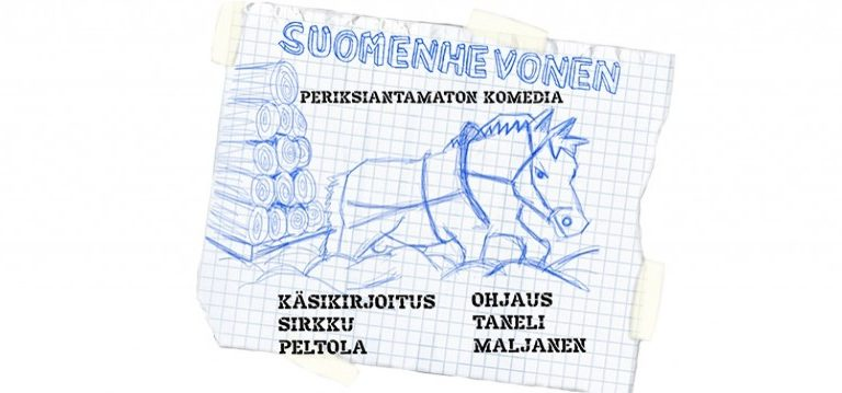 Suomen hevonen