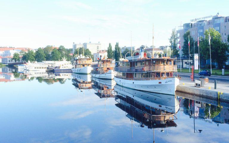 Höyrylaiva – Reittiliikenne Savonlinna – Punkaharju